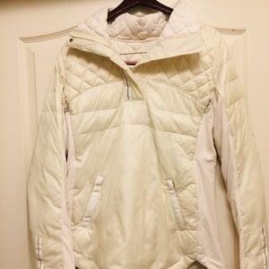 Lululemon What The Fluff Down Pullover Jacket/Sz 8